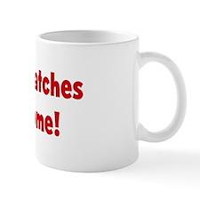 Pygmy Nuthatches are awesome Coffee Mug