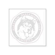 """AMCA Logo Square Sticker 3"""" x 3"""""""