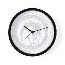 AMCA Logo Wall Clock