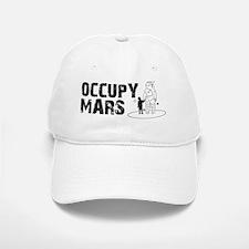 Occupy Mars Baseball Baseball Cap