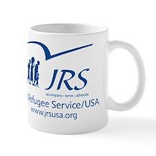 JRSUSA Blue Logo Mug