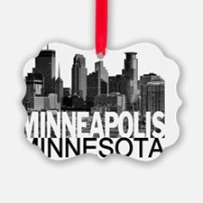 Minneapolis Skyline Ornament