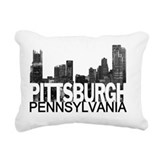 Pittsburgh Rectangle Canvas Pillows
