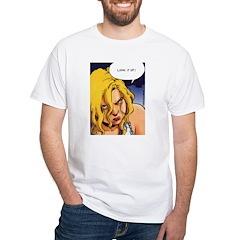 Look it up Katchoo! White T-shirt