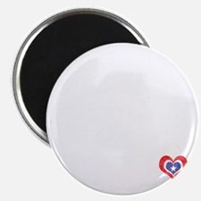 Mutts for MItt Romney Magnet