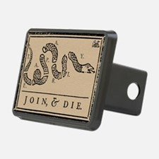 Tea Party - Join & Die Hitch Cover