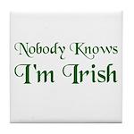 The Irish Tile Coaster