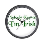 The Irish Wall Clock