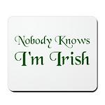 The Irish Mousepad