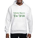 The Irish Hooded Sweatshirt