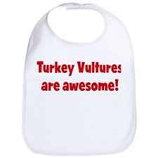 Turkey Vultures are awesome Bib