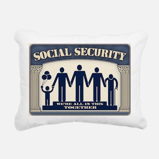 SSI-2-CRD Rectangular Canvas Pillow