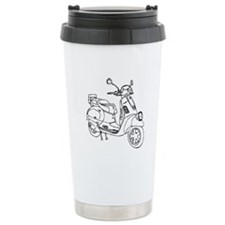 Scooter Travel Mug