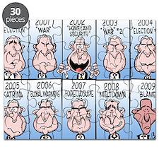 Blaming Obama Puzzle