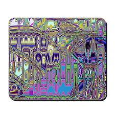 Gumby Loves Gidget A PC Mousepad
