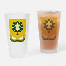 DUI - 101st Support Battalion Drinking Glass