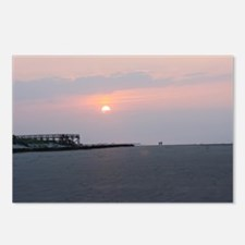Sun rise Isle Of  Palms S Postcards (Package of 8)