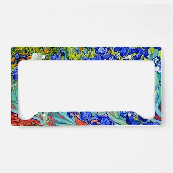 rec_pillow License Plate Holder