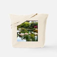 Japanese Garden Panorama copy Tote Bag