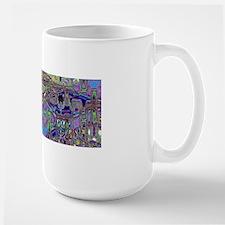 Gumby Loves Gidget A VBW Ceramic Mugs