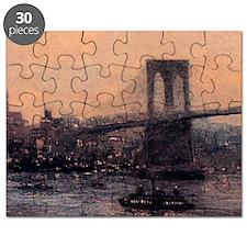 Edward Willis Redfield Puzzle