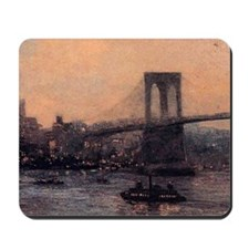 Edward Willis Redfield Mousepad