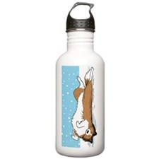 snowsheltieitouch Water Bottle