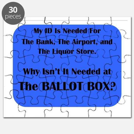 Voter ID Requirement Puzzle