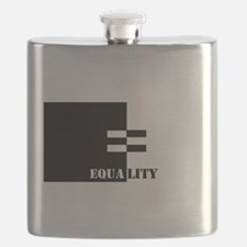 Interracial Equality Flask