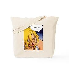 Look it up Katchoo! Tote Bag