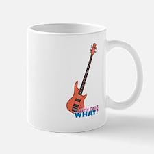 Bass Guitar Mug