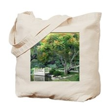 Oasis in a Sea of Green copy Tote Bag