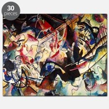 Wassily Kandinsky Composition VI Puzzle