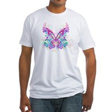 Decorative Butterfly Shirt