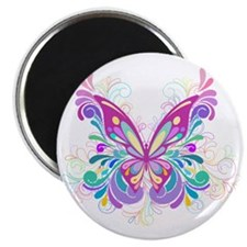 Decorative Butterfly Magnet