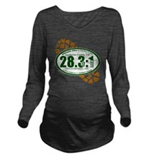 28.3:1 - Appalachian Long Sleeve Maternity T-Shirt