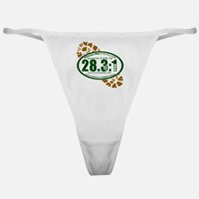 28.3:1 - Appalachian Foothills Trail Classic Thong