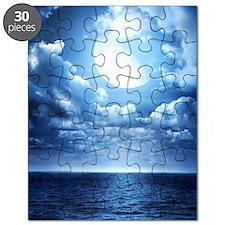 Night Ocean Puzzle