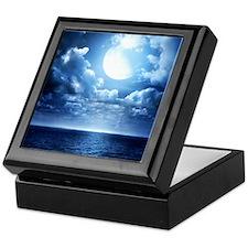 Night Ocean Keepsake Box