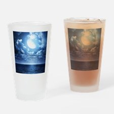 Night Ocean Drinking Glass