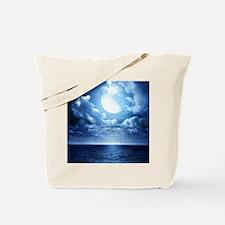 Night Ocean Tote Bag