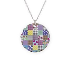Patchwork Necklace