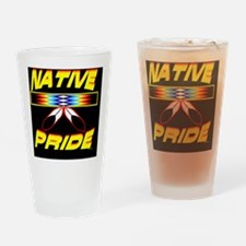 NATIVE PRIDE Drinking Glass