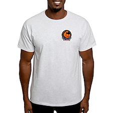 Dept. Of BIG FREAKIN' GUNS - Ash Grey T-Shirt