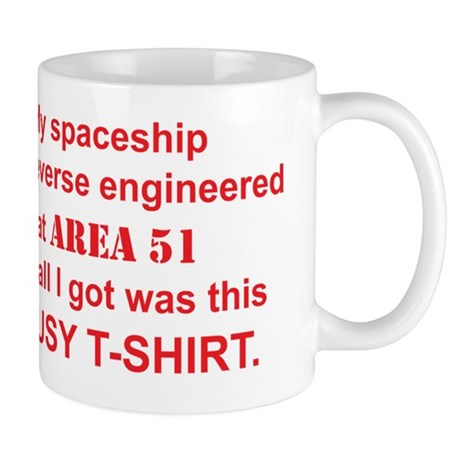 Reverse Engineered Mug