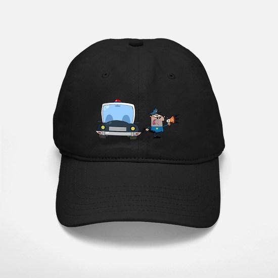 Police_0140 Baseball Hat
