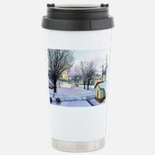 card Stainless Steel Travel Mug