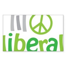 lil liberal Decal