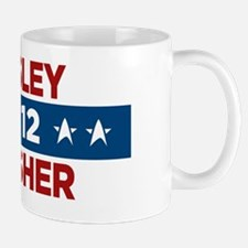 Star Trek Vote Wesley Crusher 2012 Mug