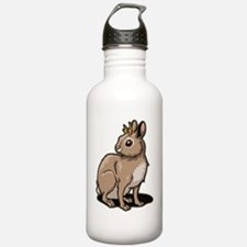 Jackalope Water Bottle